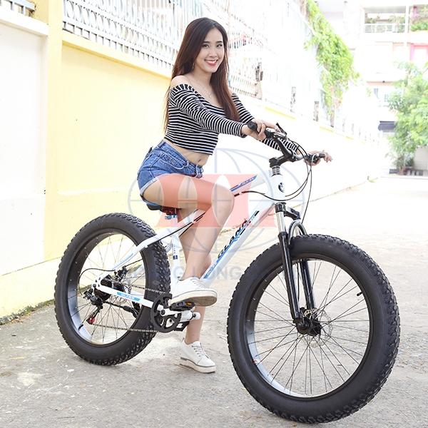 Xe đạp thể thao bánh béo(mã hàng T54)