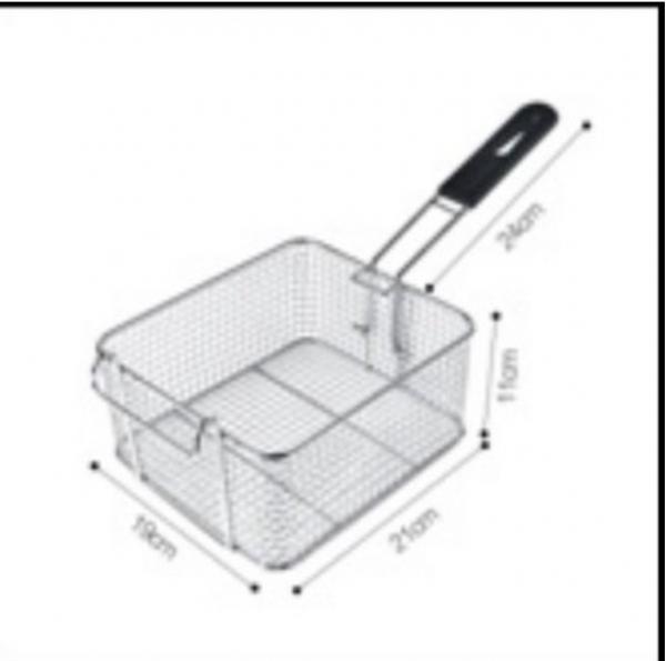 pk rổ bếp chiên nhúng 6 lít