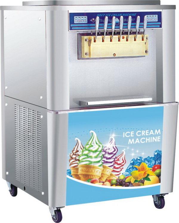 Cách bảo quản máy làm kem tươi đúng cách