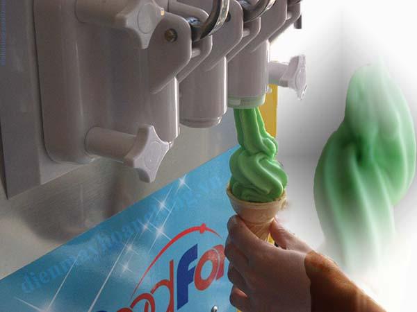 6 bước đơn giản làm kem tươi dễ dàng với máy làm kem Goodfor