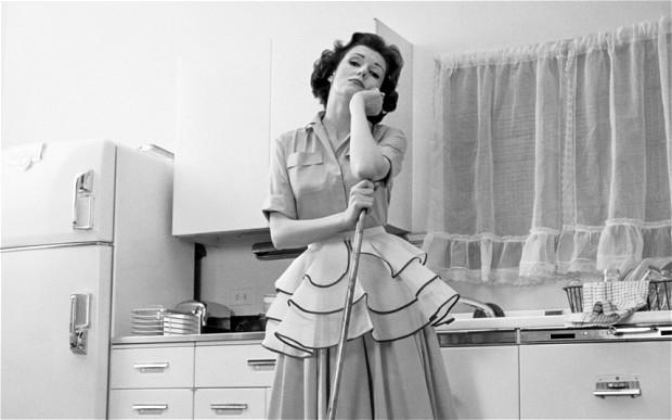 Phụ nữ có gia đình có thời gian chăm sóc vóc dáng tại nhà không