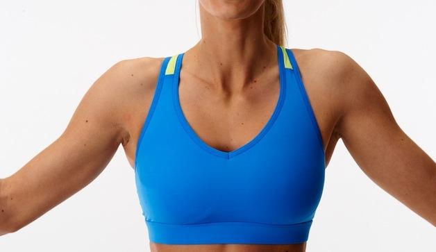 Nghiên cứu áo ngực nữ phục vụ thể dục thể thao