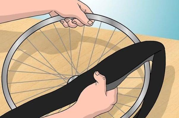 Hướng dẫn cách thay xăm lốp xe đạp thông dụng