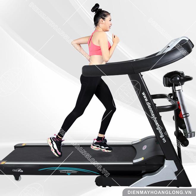 Chạy trên máy, tập tạ đốt bao nhiêu calories?