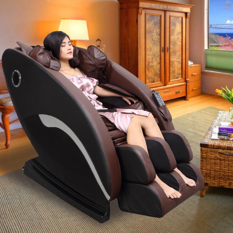 Tác dụng của ghế massage cho người già, lớn tuổi