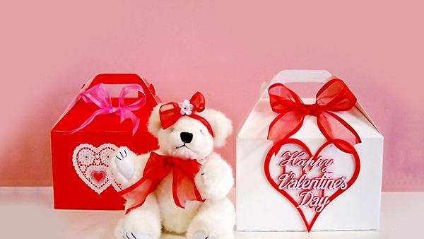 Quà tặng Valentine 2015 độc đáo