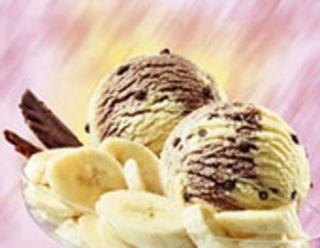 Bột làm kem Chuối
