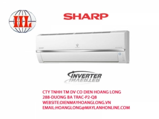 Máy lạnh Sharp XP10LW (Super Inverter)