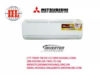 Máy lạnh Mitsubishi Heavy 10YL (Inverter)