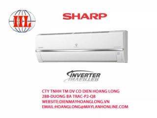 Máy lạnh Sharp A12MMW (Có Ion)