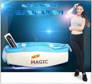 Máy mát-xa bụng MAGIC XD-501