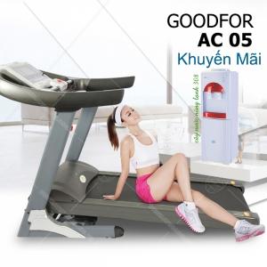 Máy chạy bộ chuyên phòng GYM  GoodFor AC 05