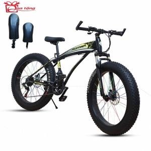 Xe đạp bánh to AOMENA-008(Đen)