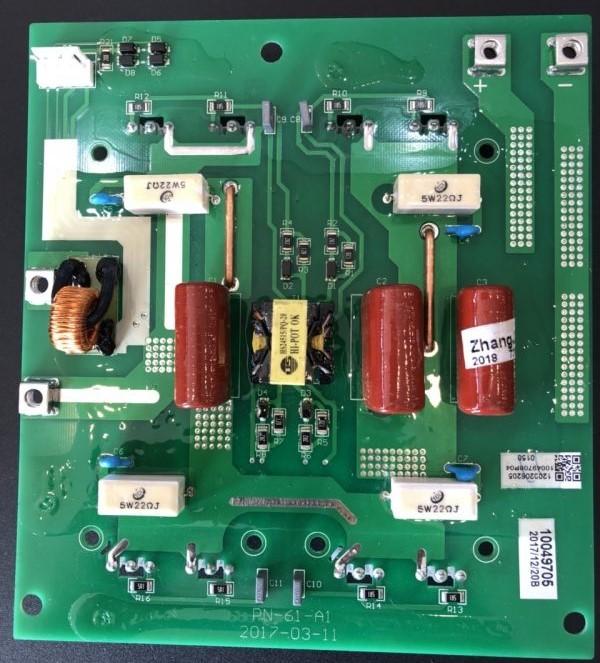 pk mạch máy hút thực phẩm