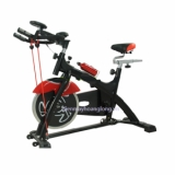 Xe Đạp Tập Thể Dục Spin Bike (Đen)