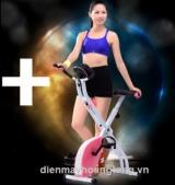 Xe đạp thể dục NamHaz 2015