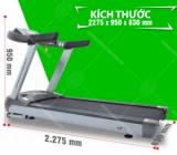 Máy chạy bộ chuyên phòng GYM AC-06 Pro