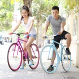 Xe đạp thời trang Ben Xanh ( Đỏ)