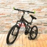 Xe đạp thể thao X6-300(Black lớn)