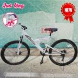 Xe đạp thể thao X6-300(White)