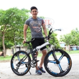 Xe đạp gấp địa hình X6-T30
