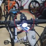 Đèn pin gắn xe đạp siêu sáng