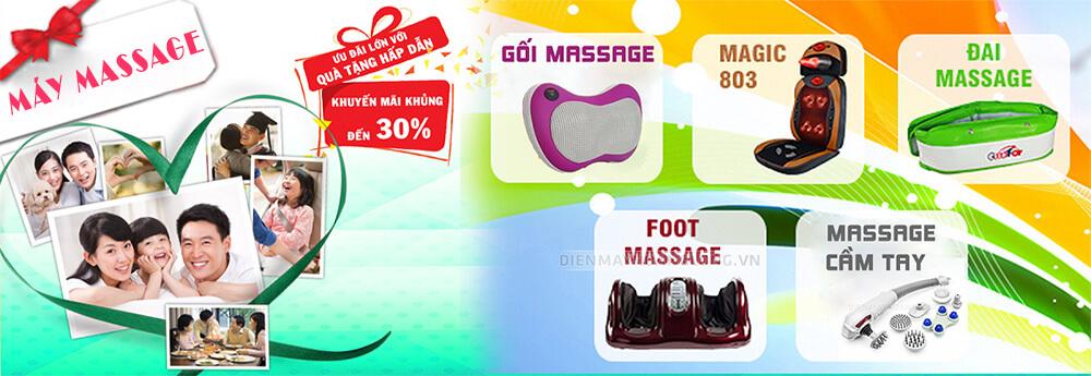 Banner máy massage toàn thân