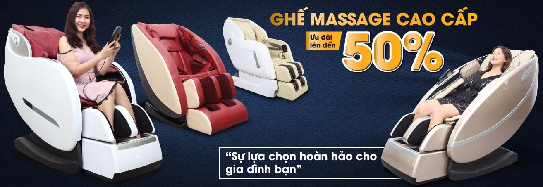Mua ghế massage ở đâu? Nên mua ghế massage loại nào tốt nhất