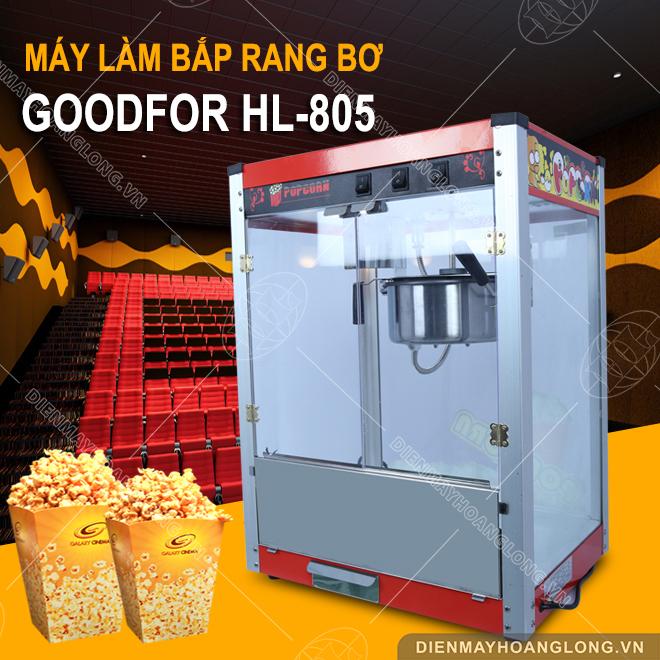 Máy làm bắp rang bơ bằng điện Goodfor HL-805