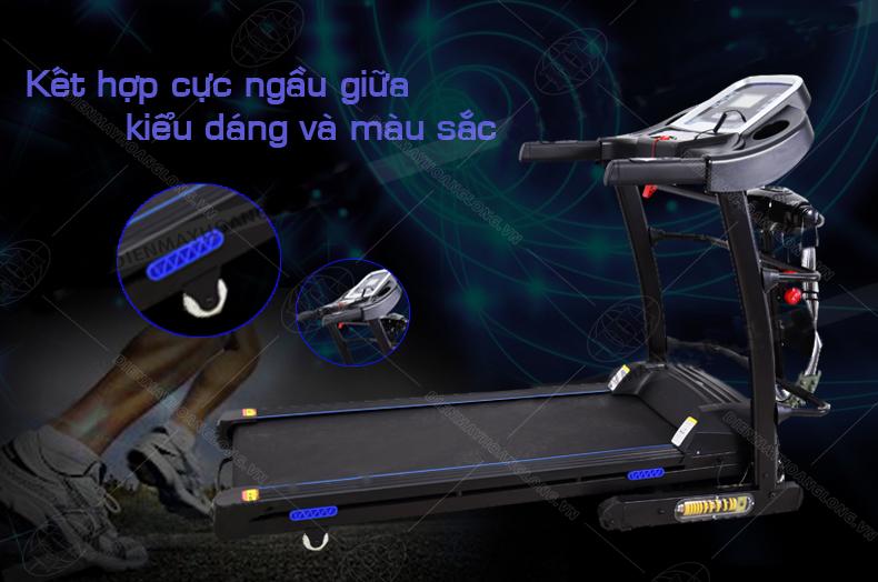 Máy chạy bộ điện Goodfor 007 New Version -2