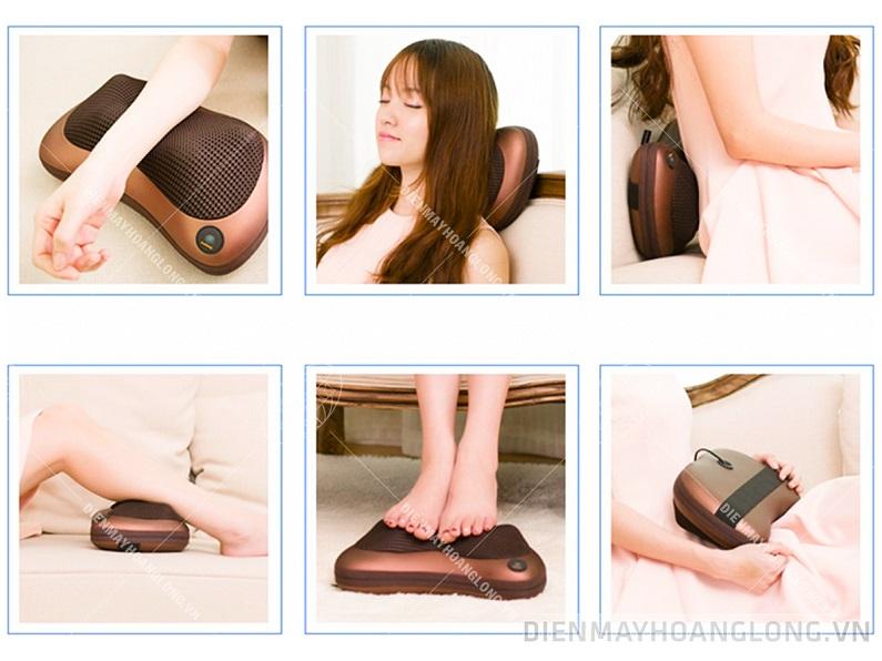 Gối Massager Pillow FP-8028