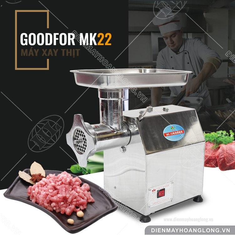 Máy Xay Thịt Công Nghiệp MK-22