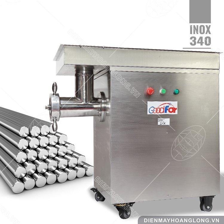 Inox 304 Máy xay thịt công nghiệp MK42 INox 304 PRO Max