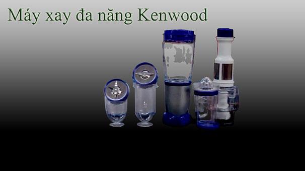 máy xay thực phẩm gia đình Kenwood tháo rời