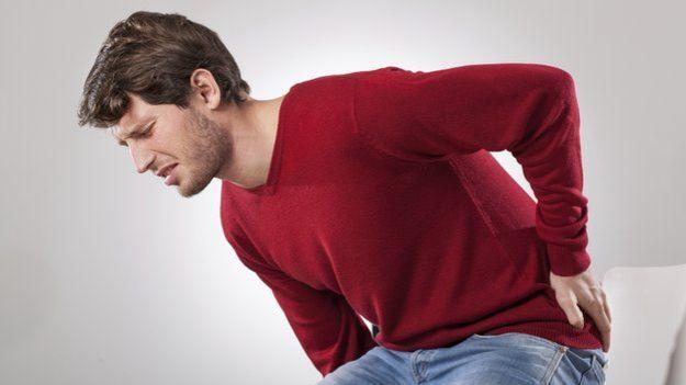đau lưng rất phổ biến
