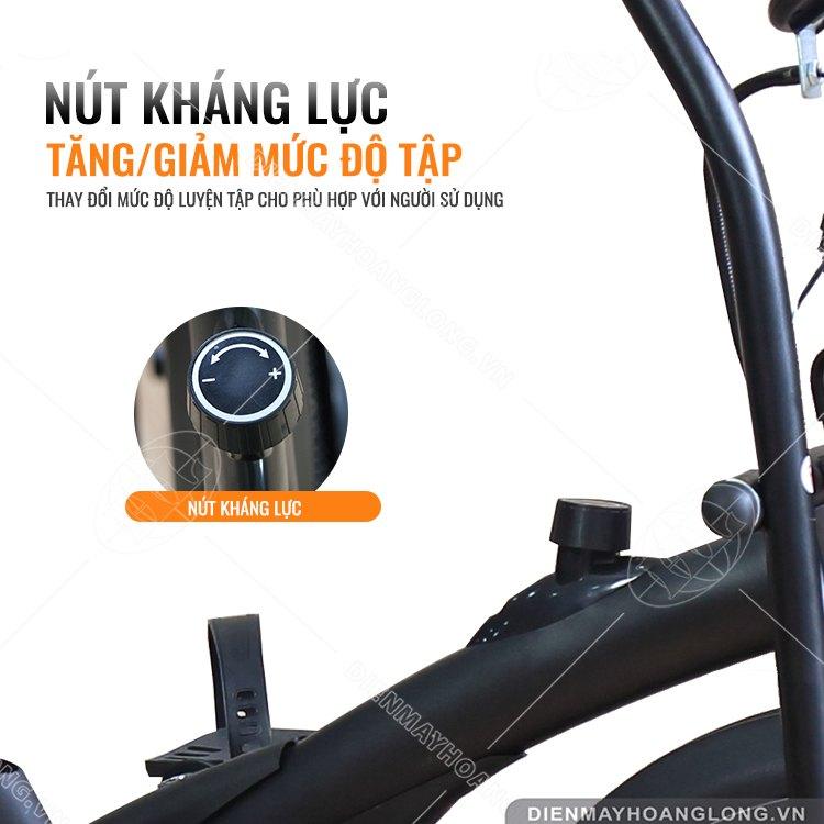 Nút kháng lực Xe đạp tập thể dục iBike 2020