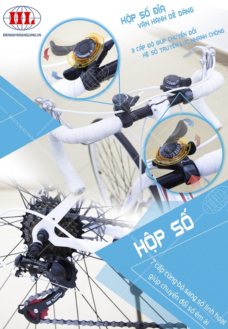 Bộ đề xe đạp thể thao X6-T64