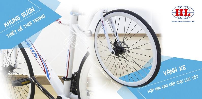 Khung sườn xe đạp thể thao X6-T64