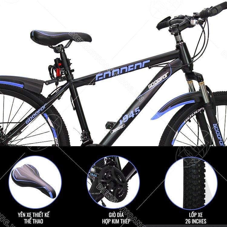 bàn đạp Xe đạp thể thao GoodFor 1945