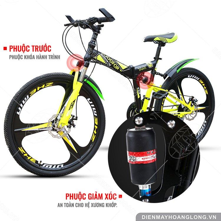 Phuộc Xe đạp thể thao GoodFor TX3