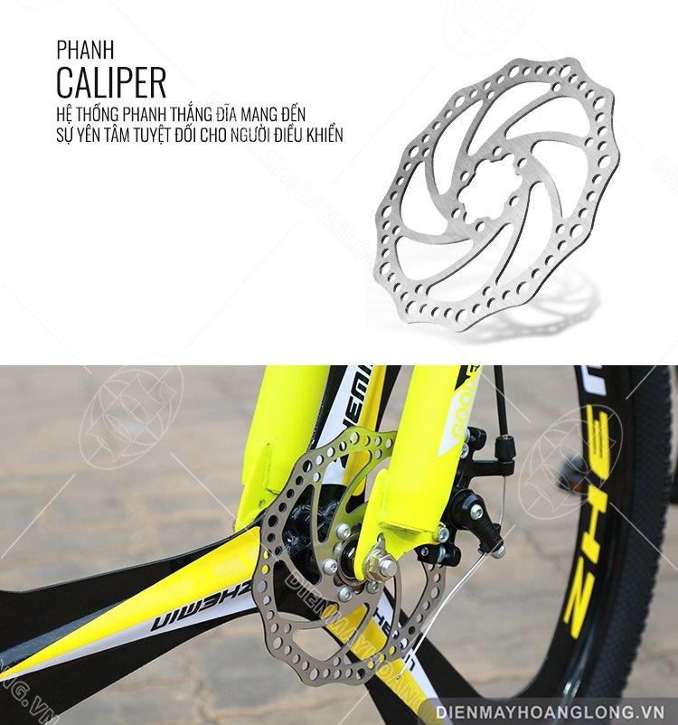 Phanh Xe đạp thể thao GoodFor TX3