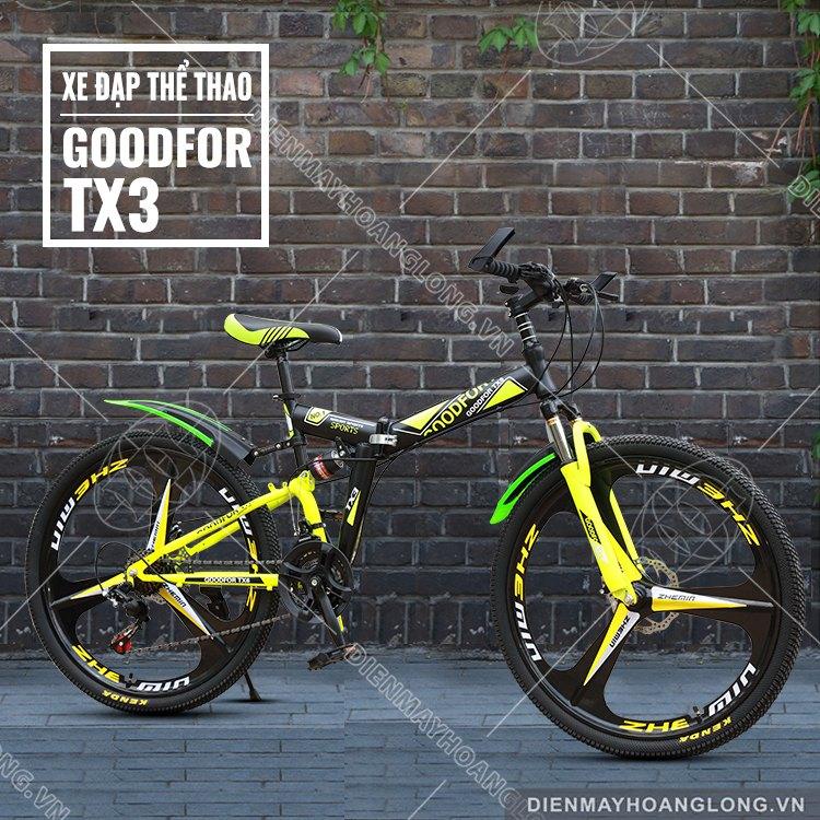 Xe đạp thể thao GoodFor TX3