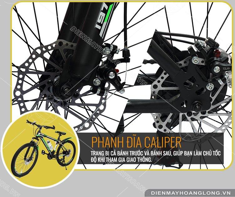 Phanh đĩa Xe đạp thể thao GoodFor TX6