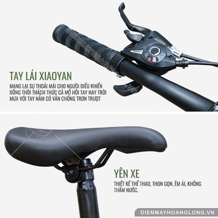 tay lái Xe đạp thể thao GoodFor TX6