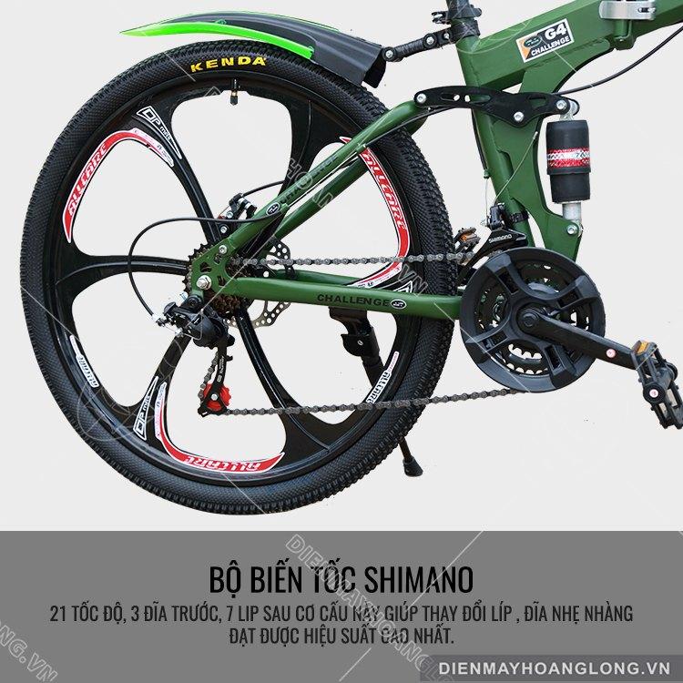tốc độ Xe đạp thể thao GoodFor TX6