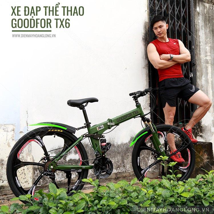 Xe đạp thể thao GoodFor TX6