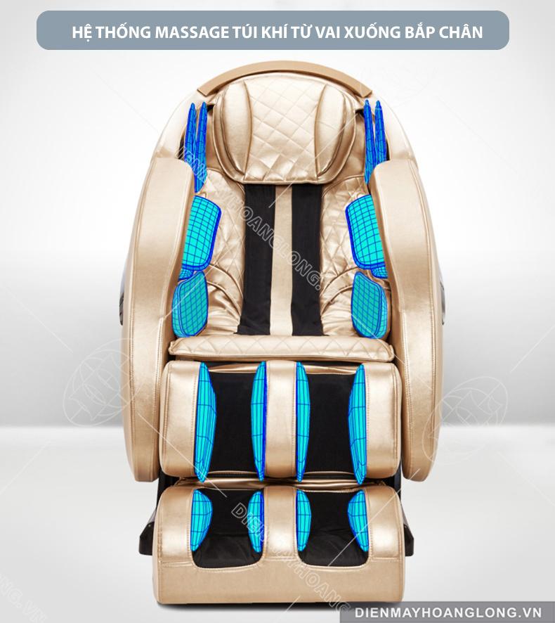 Ghế massage toàn thân Goodfor K7-5